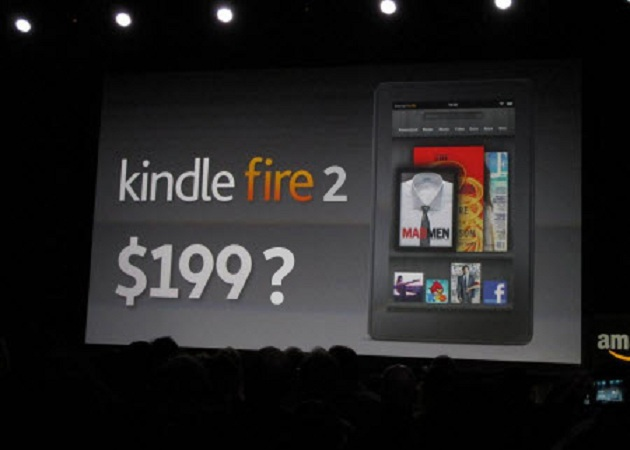El Kindle Fire 2 podría estar disponible en agosto