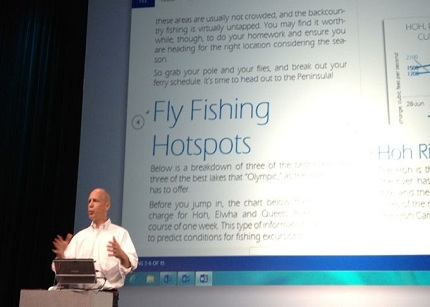Microsoft presenta la versión más ambiciosa de Office