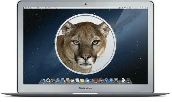 Vendidas dos millones copias del OS X Mountain Lion en 48 horas