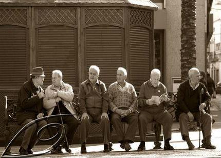 El gasto en pensiones creció en julio un 4,3% respecto a 2011