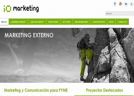 La agencia IOMarketing cumple su tercer año
