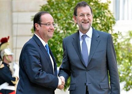 Rajoy asegura que no subirá más el IVA ni el IRPF en 2013
