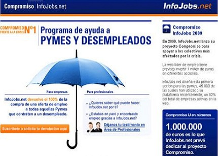 InfoJobs mejora su web gracias a la solución SilkPerformer