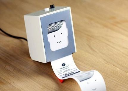 Llega Little Printer, la impresora de las redes sociales