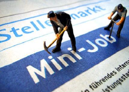 """Más de 760.000 jubilados alemanes tienen un """"mini job"""""""