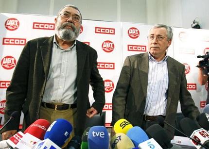 CC.OO denuncia que la renta familiar dejará fuera de los 400 euros al 80% de los jóvenes