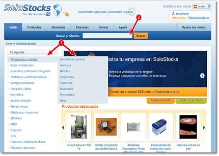 SoloStocks lanza Ofertas Flash dirigidas a autónomos y empresas