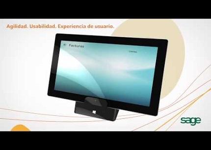 Sage eFactura Online para Windows 8, primera solución de facturación en España para las pymes