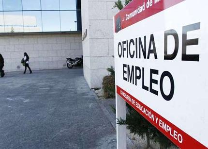 Las prestaciones por desempleo disminuirán un 6,3% en 2013