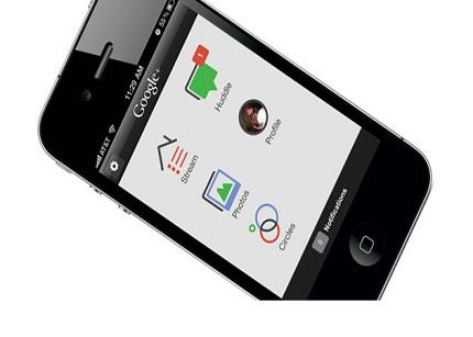 Google+ añade soporte para las páginas de empresa en su app para iOS y Android
