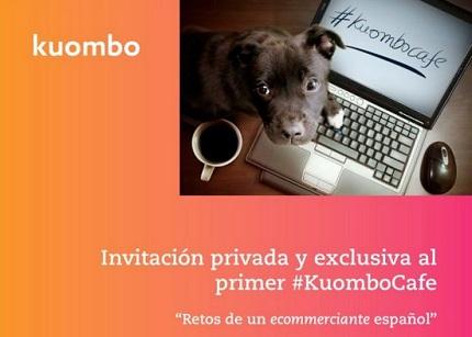 Kuombo pone en marcha KuomboCafé, el principal foro del eCommerce en España
