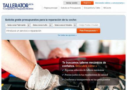 Tallerator.es elegida start-up más innovadora en la tercera edición del Investors Day