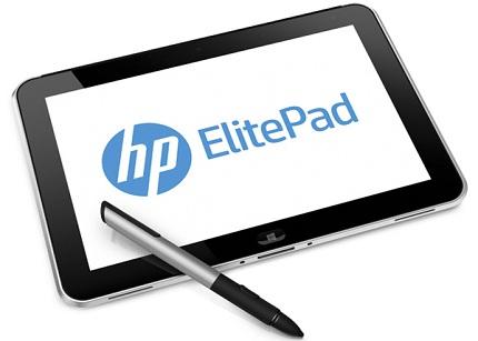 HP presenta mundialmente su tablet profesional ElitePad 900