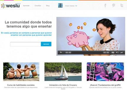 weslu.com, nueva plataforma de ingresos
