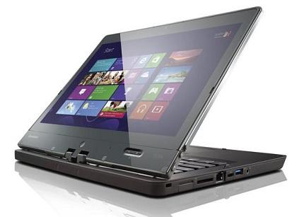 Lenovo presenta ThinkPad Twist, un nuevo ultrabook profesional