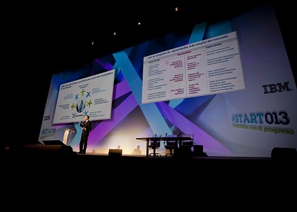 IBM celebra el Software Summit en Madrid y anuncia un acuerdo con Privalia