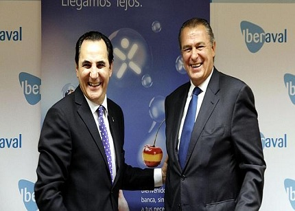 Iberaval y Targobank firman un acuerdo para financiar pymes