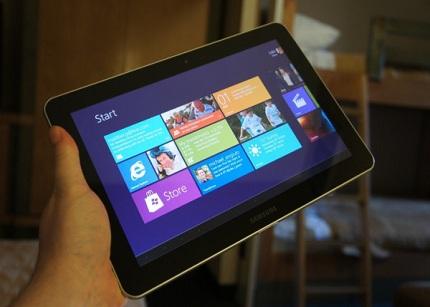 Tablets y ultraportátiles impulsarán a Windows 8 en la empresa