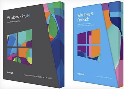 Microsoft vende 40 millones de licencias de Windows 8 en 30 días