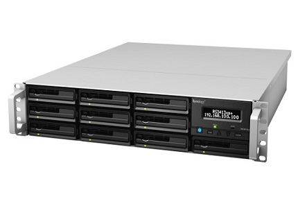 El espacio ya no será un problema en tu empresa con Synology RackStation RS3413xs+