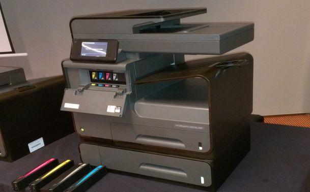 HP presenta su nueva gama OfficeJet Pro X: ríos de tinta a 70 páginas por minuto