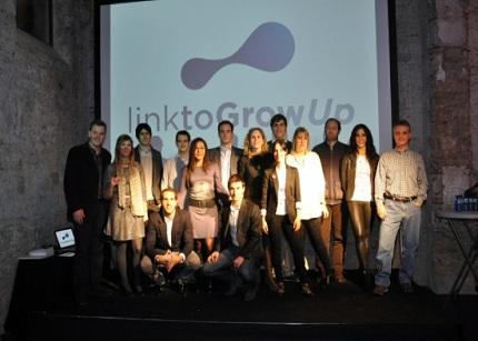 Linktogrowup selecciona 7 start-ups para que se consoliden en el mercado