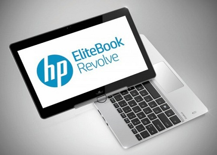 EliteBook Revolve el nuevo comvertible profesional de HP