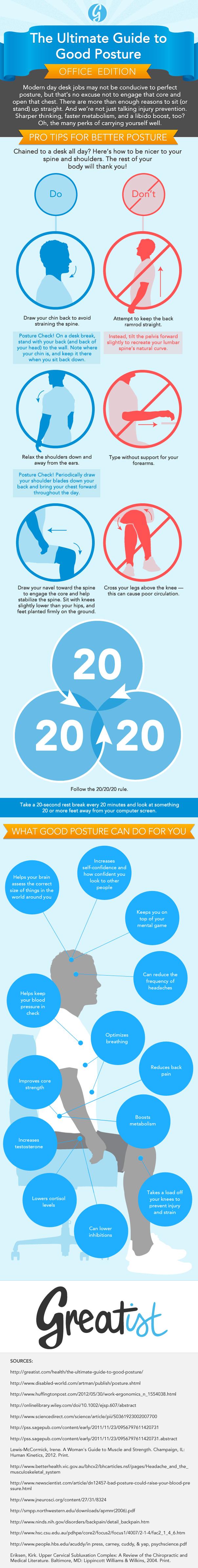 Posture-at-Work
