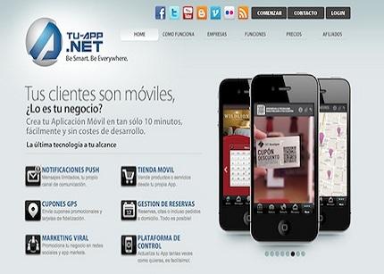 TU-APP.NET llega a España