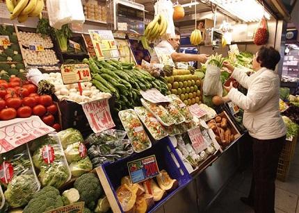 Las ventas del comercio al por menor bajaron en noviembre un 7,8%