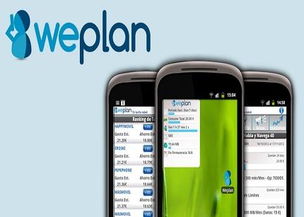 Ahorra con tu móvil de empresa gracias a la app Weplan