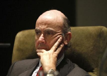 """De Guindos defiende la reforma laboral calificandola de """"adecuada"""""""