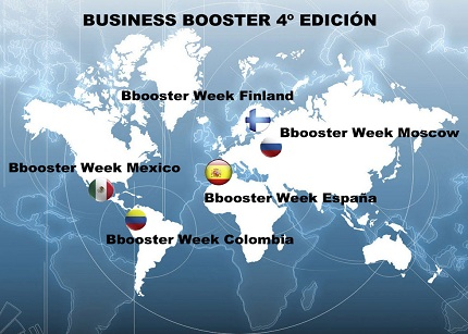 Empresas de Silicon Valley muestran su interés en Business Booster