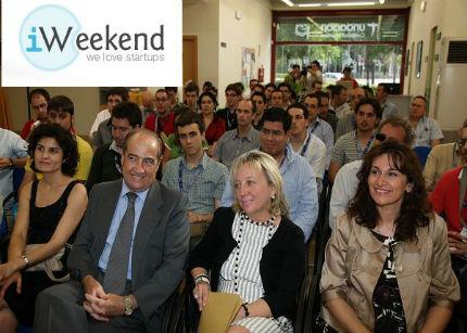 iWeekend Valencia 2013, un fin de semana dedicado por y para el emprendimiento
