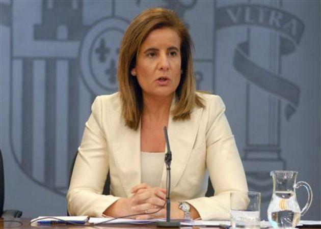 """Empleo anuncia una """"tarifa plana"""" de 50 euros durante seis meses para emprendedores"""