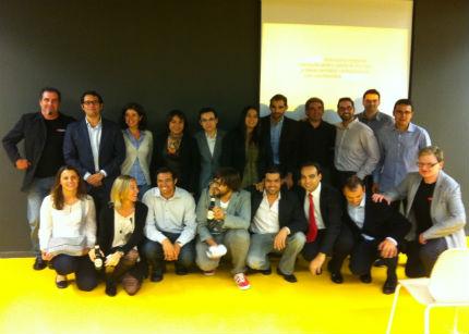 linktoStart 2012 reparte premios a las start ups