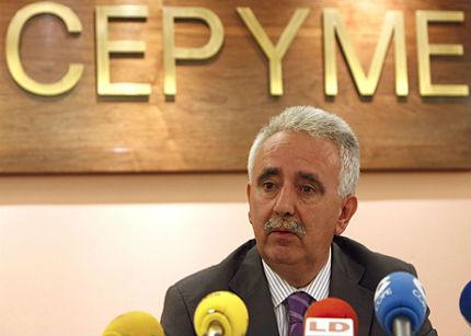 Cepyme reclama al Gobierno que adopte urgentemente medidas para que las pymes puedan financiarse