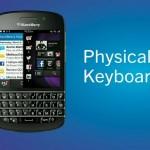 Q10, el primer BlackBerry 10 con teclado físico