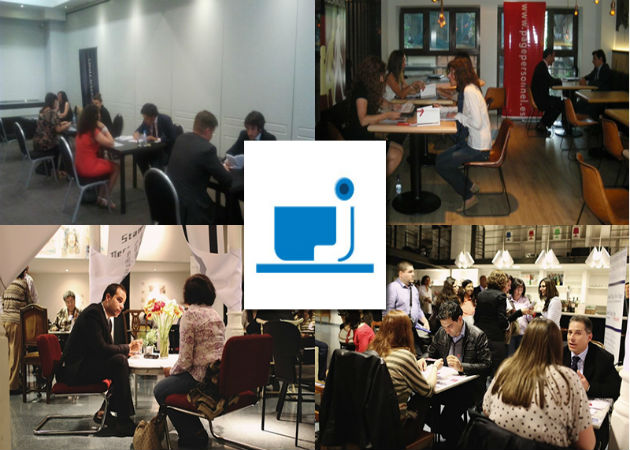 Madrid acoge el primer evento Café & Jobs de 2013