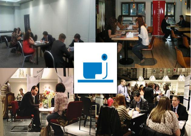 Madrid acoge el primer evento Café & Jobs de 2013