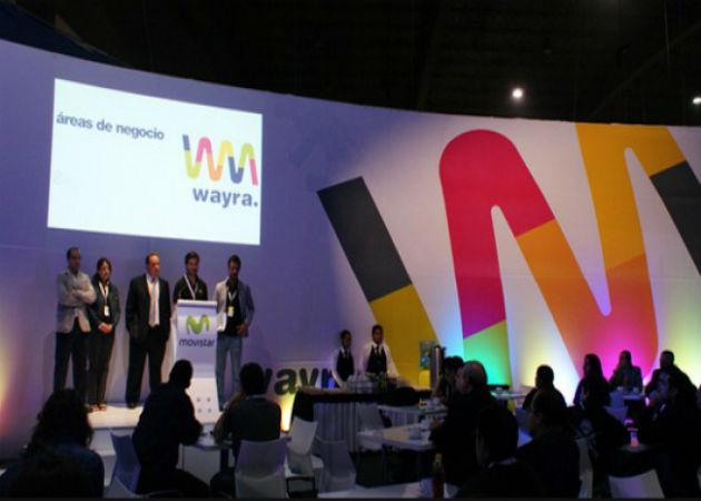 Wayra echa el cierre a su primera convocatoria internacional de startups tecnológicas