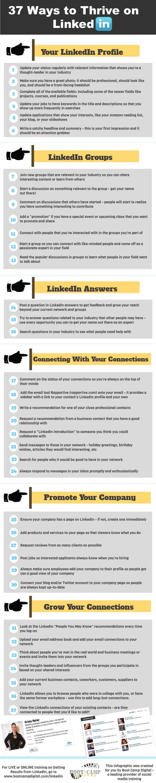 Mejora tu LinkedIn con estos consejos