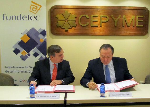Cepyme pide elevar a 6 millones de euros la facturación del pago del IVA de las facturas impagadas