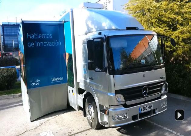 Cisco y Telefónica acercarán a las empresas españolas soluciones tecnológicas de última generación