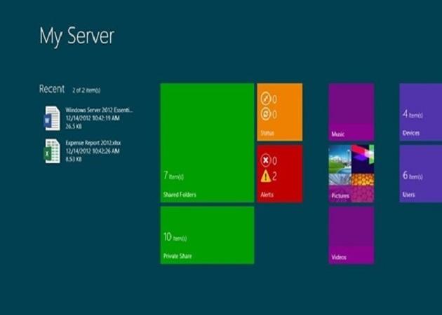 Microsoft lanza My Server, una aplicación para administrar tu servidor desde Windows 8