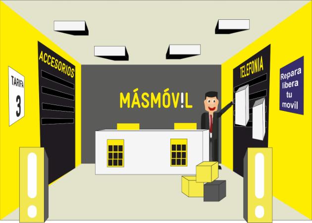 """MÁSMÓVIL finalista para lograr el """"Premio al Emprendedor del Año"""""""