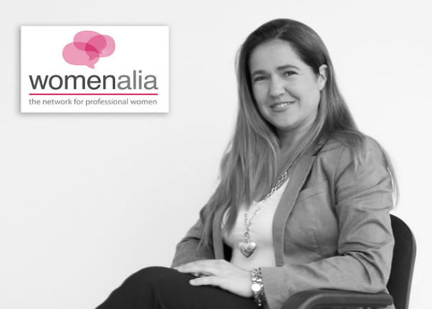 La CEO de Womenalia.com ganadora del premio Mejor Co-fundadora de los Spanish Startup Awards 2013