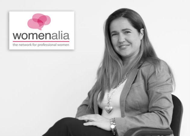 La CEO de Womenalia.com ganadora del premio Mejor Co-fundadora de los Spanish Startup Awards 2013