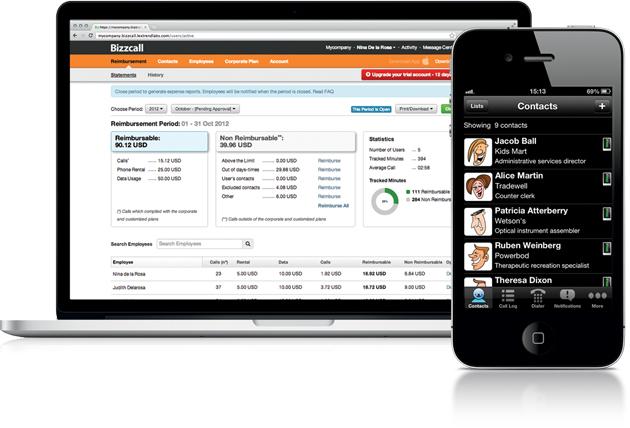 Gestiona de forma fácil los dispositivos de tus empleados con Bizzcall