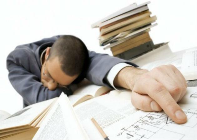 Más de un tercio de los españoles sacrifica horas de sueño para compaginar trabajo y familia